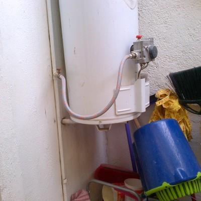 Sustitucion de Calentador de Deposito por Uno de Paso