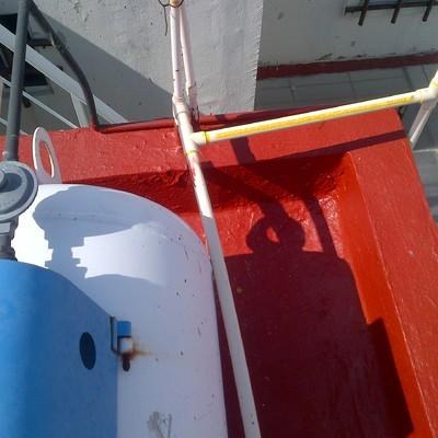 Derivación de Bajada de agua fría dedicada para nuevo calentador