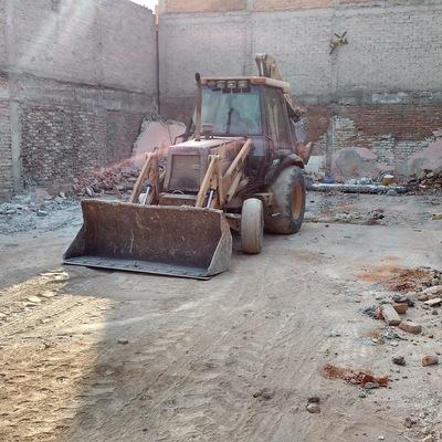 Limpieza del terreno (Demolicion)