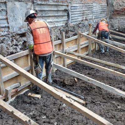 Recimentacion de Colindantes ( Excavacion )