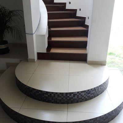 Soluciones a espacios en escaleras