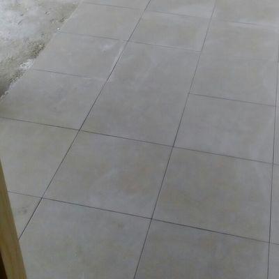 Colocación de lozeta en piso