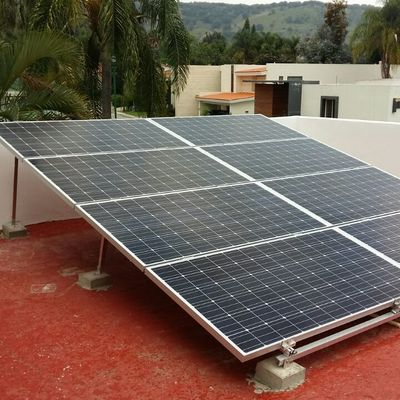 Sistema 8 paneles, Tlajomulco.