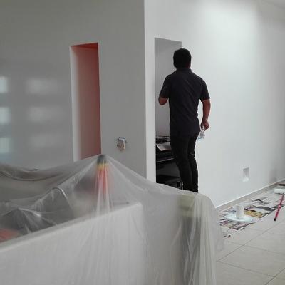 Renovación de pintura