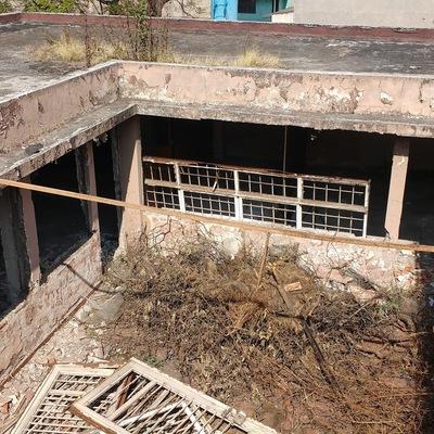 Desmantelar estructura (Demolicion)