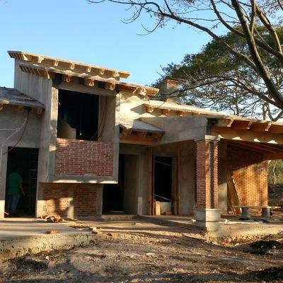 Casa de campo en proceso