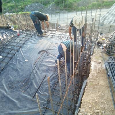 Construcción de alber