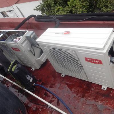 mantenimiento a sistemas de aire