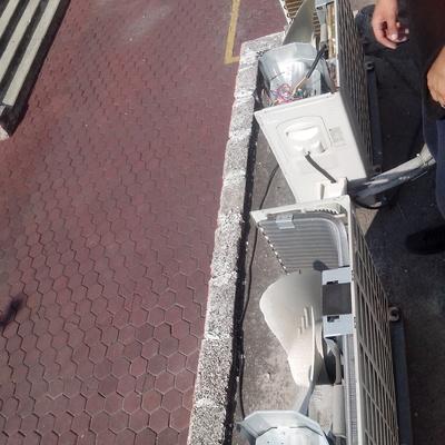 Instalación de sistemas de refrijeración