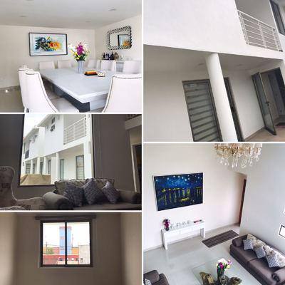 Construcción de casa habitación