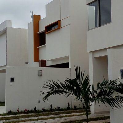 FACHADAS CASAS MODELO M2, M3