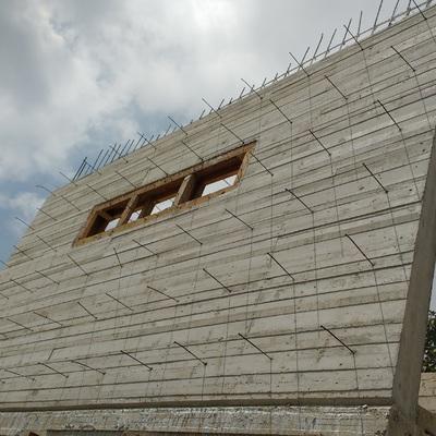 Muro de concreto Enduelado
