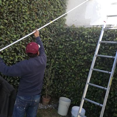 Impermeabilización de muro.