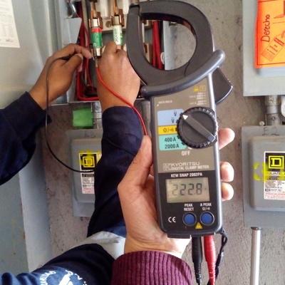 Mantenimiento y pruebas de instalaciones eléctricas