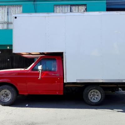 Camioneta 1.5 ton