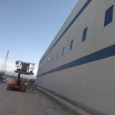 Instalacion nave industrial
