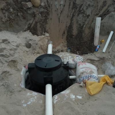 Instalación de biodigestor