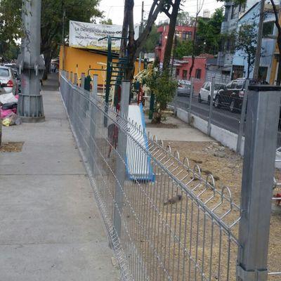 Remodelación de parques