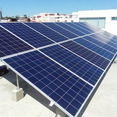 sistema interconexion fotovoltaica de 5.04 KW
