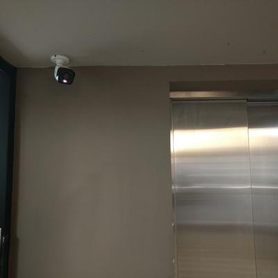 Cámara de vídeo vigilancia 5 megapíxeles