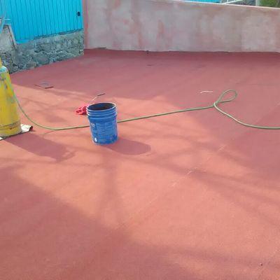 Impermeabilización de losa con sistema prefabricado 4.0 mm.