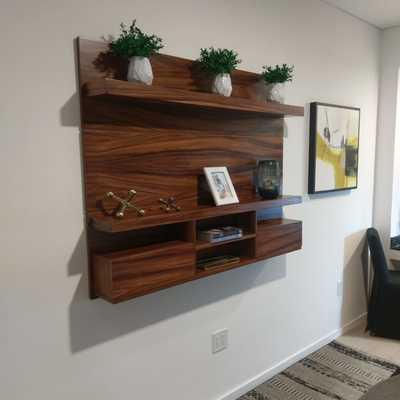 Mueble de tv para espacios pequeños