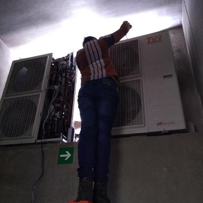 Mantenimiento HVAC