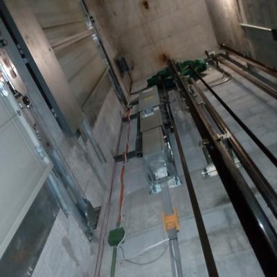 Cubo elevador Kone