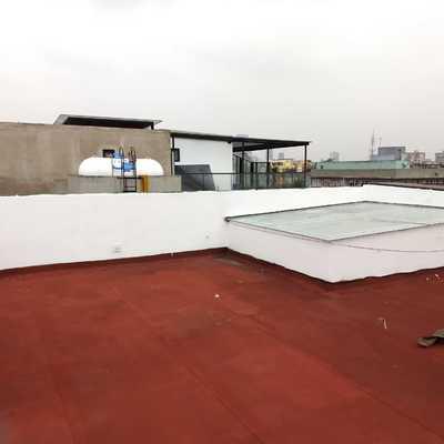 Impermeabilización con sistema prefabricado