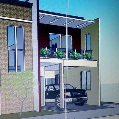 Proyecto de Casa Habitación de 2 Niveles