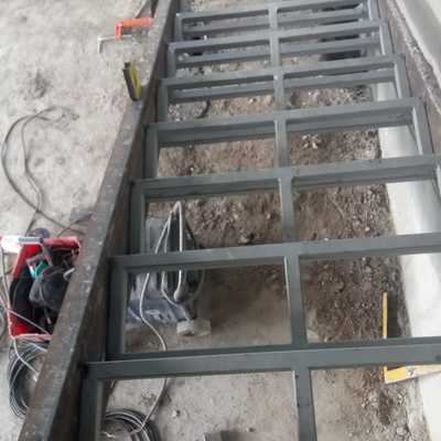 Estructuras Metálicas escaleras
