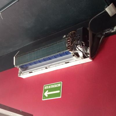 Mantenimiento preventivo a equipos de aires acondicionados