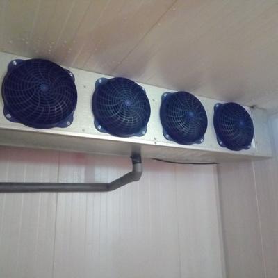 Mantenimiento a cámaras frigoríficas