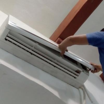 Mantenimiento preventivo de aires acondicionados