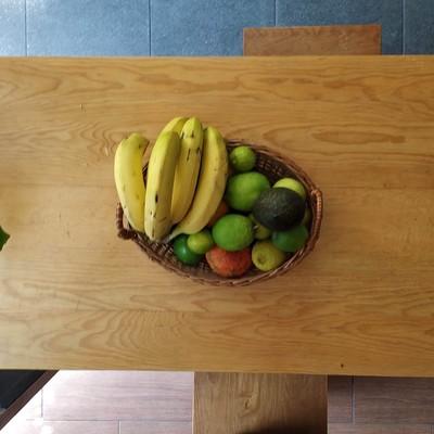 Desayunador de madera