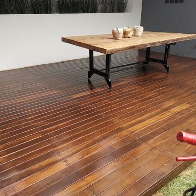 Proteccion a pisos de madera