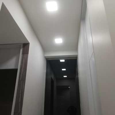Luminaria en plafon