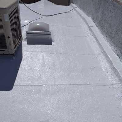 Impermeabilizacion de domos