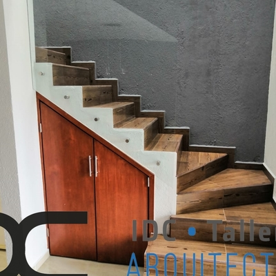 Remodelación de escaleras