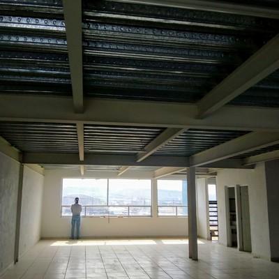 Interior de edificio