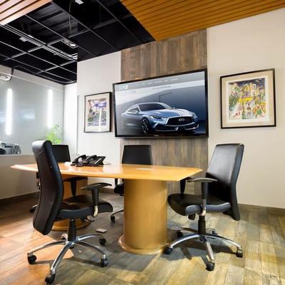 Diseño, muebles y decoración de oficina