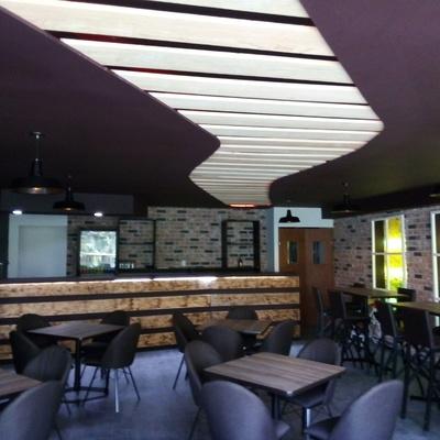 Restaurant Asados coyoacan vista del plafon