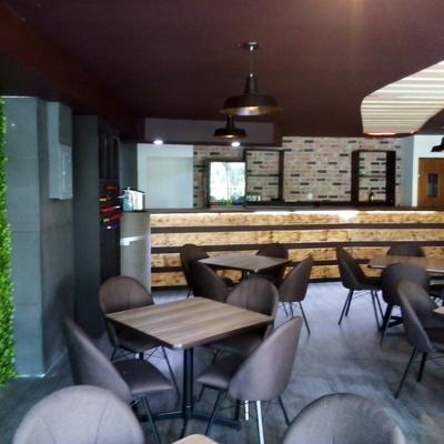 Restaurant Asados coyoacan vista barra