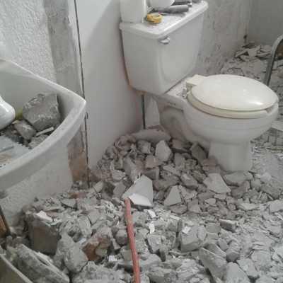 Demoliciones y remodelación