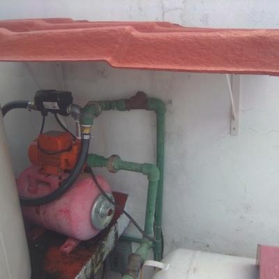 Adaptación de un antiguo hidroneumático a bomba presurizadora