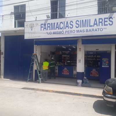 Mantenimiento Farmacia Similar