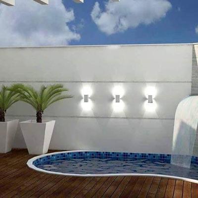 Remodelación de terraza con alberca