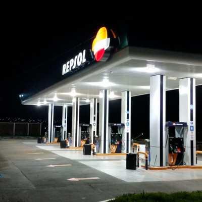 Gasolineras Repsol