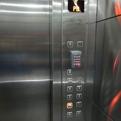 Botonera elevador nueva
