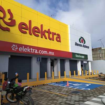 Trabajos de tablaroca, pintura, colocación en Elektra Villaflores, Chiapas